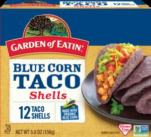GOE Blue Taco Shells