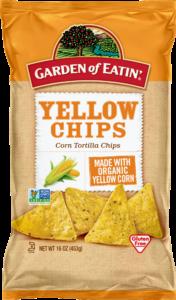 GOE Yellow Chips