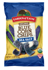 GOE Blue Corn Chips