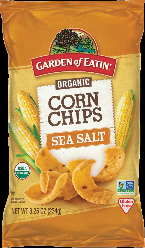 GOE SeaSalt Corn Chips