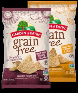 Grain Free Cassava Chips
