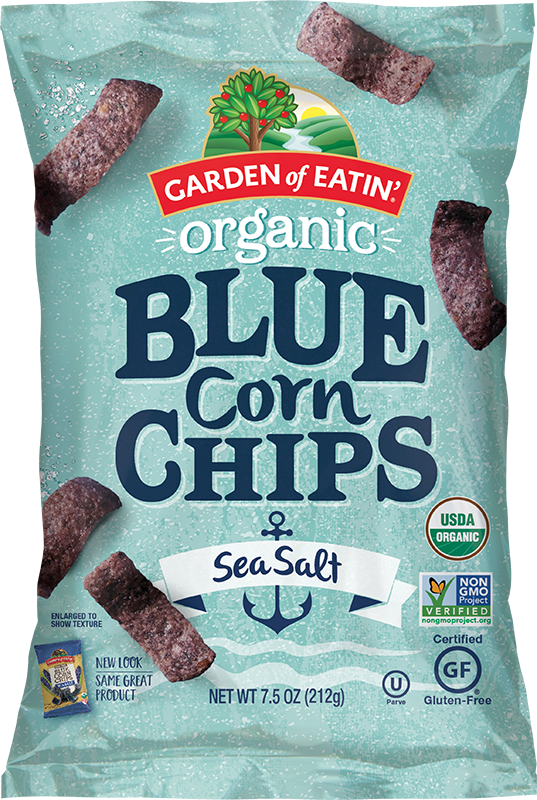 GOE Blue Corn Chips