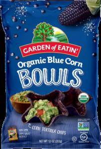 Garden of Eatin' Blue Bowls