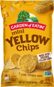 Garden of Eatin' Mini Yellow Chips