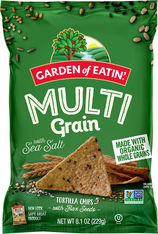 Garden of Eatin' Multi Grain with Sea Salt