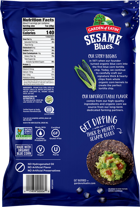 Sesame Blues®