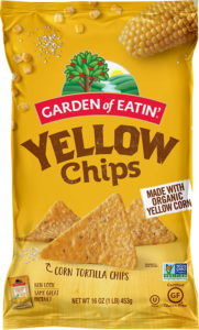 Garden of Eatin' Yellow Chips