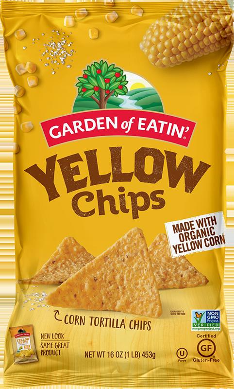 Garden of Eatin' Yellow Chips