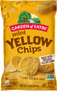 Garden of Eatin' Mini Yellow Round Tortilla Chips