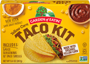 Yellow Corn Taco Meal Kit