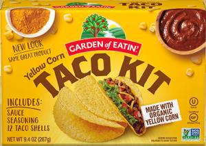Yellow Corn Taco Meal Kit
